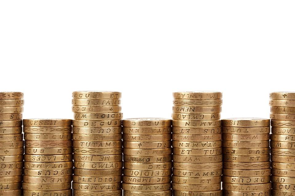 Půjčené finance