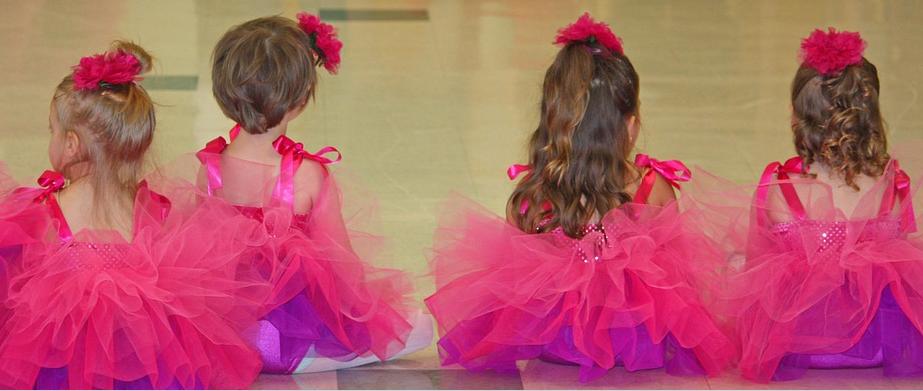 děti tanec